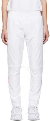 all in White Yokoama Lounge Pants