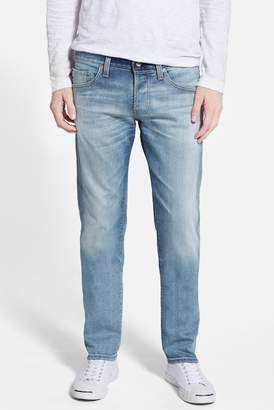 AG Jeans 'Nomad' Skinny Fit Selvedge Jeans (16 Years Lucent)
