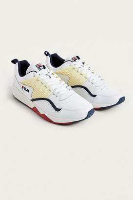 Fila Riot Low White Trainers