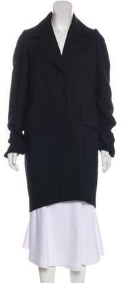 Maison Margiela Virgin Wool-Blend Casual Jacket