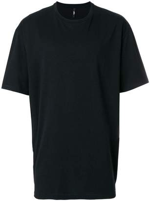Versus side zip fastening T-shirt