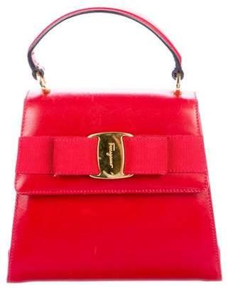 Salvatore Ferragamo Vera Bow Handle Bag