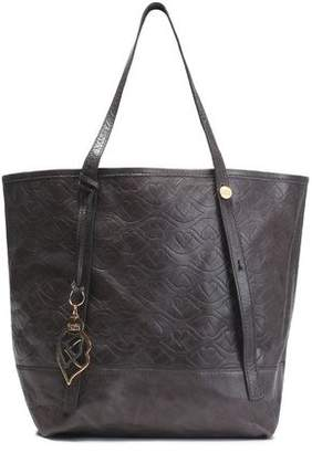 See by Chloe Embossed Leather Tote