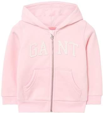 Gant Baby Girls Full Zip Hoodie