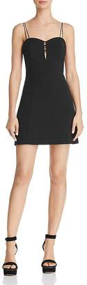 J.o.a. Strappy Bustier Dress