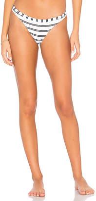 Seafolly Inka Stripe Brazilian Bikini Bottom