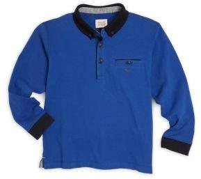 Armani Junior Little Boy's& Boy's Polo Shirt
