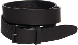 DSQUARED2 30mm Rubberized Leather Belt