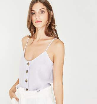 Promod Linen strappy top