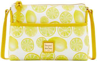Dooney & Bourke Limone Ginger Pouchette