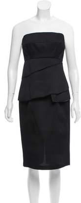 Zero Maria Cornejo Lykke Mini Dress w/ Tags