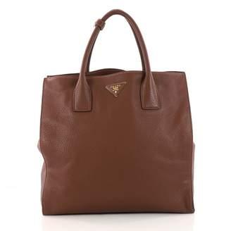Prada Leather tote