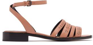 Bottega Veneta Ayer-woven leather sandals