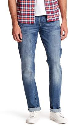 William Rast Hixson Straight Den Jeans