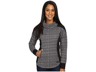 The North Face MA ThermoBall Pullover Women's Long Sleeve Pullover