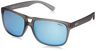 87ffbfbf3b Revo Holsby RE 1019 00 BL Polarized Square Sunglasses