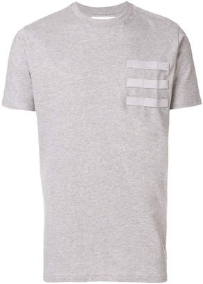 Han Kjobenhavn chest strap T-shirt