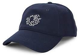 Lacoste Men's Gabardine Print Baseball Cap
