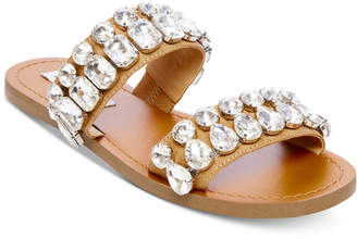 0b6493c7aa45 Steve Madden Women Reason Jeweled Sandals