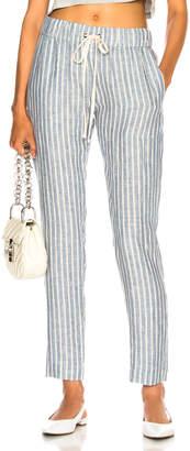 Enza Costa Linen Easy Pant