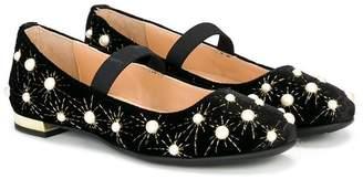Aquazzura Mini Cosmina shoes