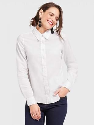 Draper James Solid Elliot Shirt