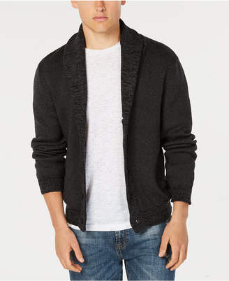 American Rag Men Textured Cardigan, s