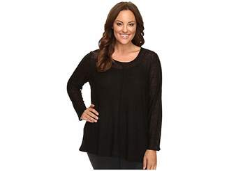 Lysse Plus Size Sonnet Long Sleeve Women's Clothing