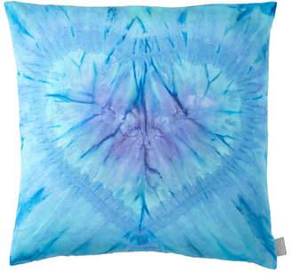 Aviva Stanoff One Love in Azure Pillow