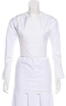Celine Long Sleeve Layered Top