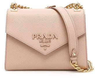 Prada Leather Monochrome Bag