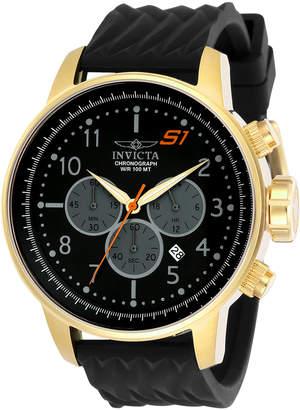 Invicta 23816 Gold-Tone & Black S1 Rally Watch