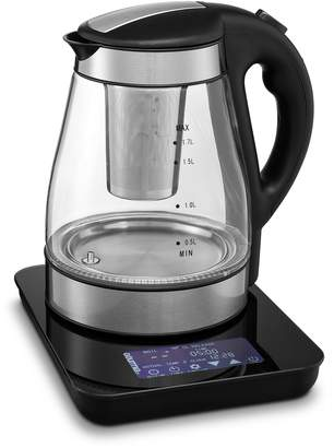 Gourmia Electric Tea Kettle with Cordless Base