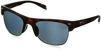 Costa del Mar Unisex-Adult Pawleys PW 66 OGP Polarized Oval Sunglasses