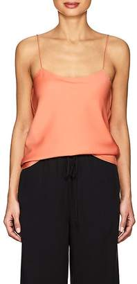 The Row Women's Biggins Stretch-Silk Georgette Cami