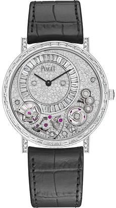 Piaget G0A41122 Altiplano white-gold diamond watch
