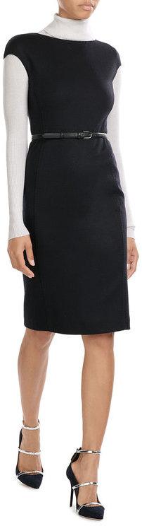 Max MaraMax Mara Virgin Wool Dress