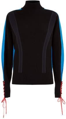 Sportmax Maiorca Laced Cuff Sweater
