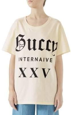 Gucci Guccy Internaive XXV Tee