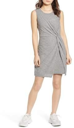 Treasure & Bond Sleeveless Twist Detail Dress