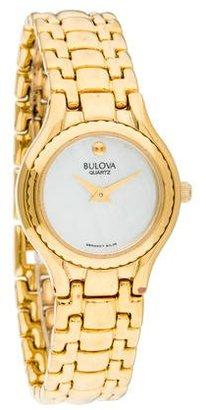 Bulova Classic Watch $95 thestylecure.com