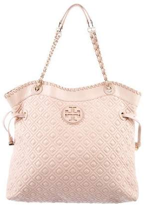 Tory Burch Quilted Stacked Tote