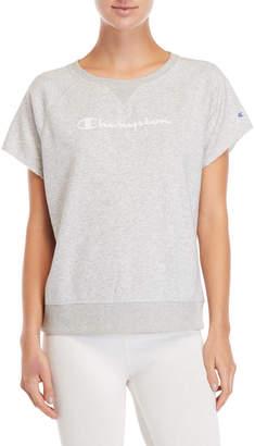 Champion Heritage French Terry Short Sleeve Sweatshirt