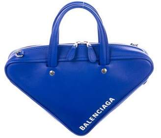 Balenciaga Triangle Duffle S Satchel blue Triangle Duffle S Satchel