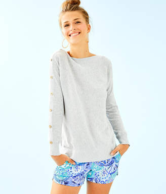 Lilly Pulitzer Milton Boatneck Sweater