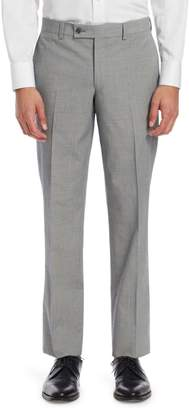 Jack Victor Modern Micro Check Seersucker Trousers