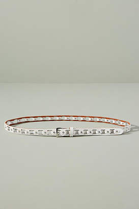 Linea Pelle Linked Up Skinny Belt