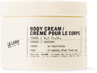 Le Labo (ルラボ) - Le Labo - Body Cream - 250ml