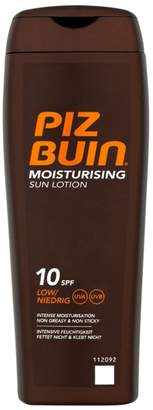 Piz Buin in Sun Moisturising Sun Lotion SPF 10 Low 200ml