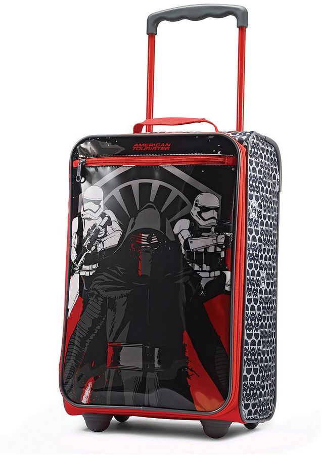 Star Wars: Episode VII The Force Awakens Kylo Ren 18-Inch Wheeled Carry-On by American Tourister